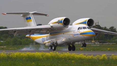 Казахстан доверяет украинскому качеству: Астана выкупила за $15 млн у Украины Ан-74, сконструированный в Харькове