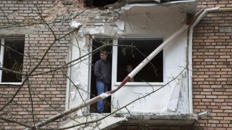 Донецк сегодня обстреляли боевики и обвинили в этом ВСУ, - пресс-центр