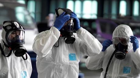 Эпидемия коронавируса в Европе: всего за сутки в Испании стало на 100 инфицированных больше