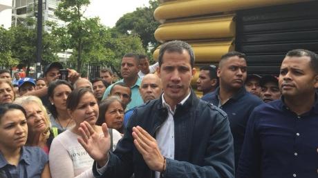 Венесуэла, Мадуро, Гуайдо, Электричество, Отключение, Чрезвычайное положение.