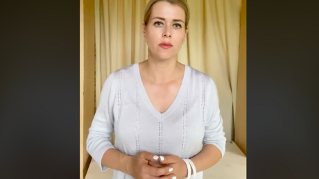 """Жена Цепкало из Москвы обратилась к Тихановской: """"Народ борется уже не только за тебя, Светлана"""""""