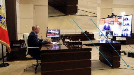 """В Сети обсуждают """"подземный бункер"""" Путина, который """"засветил"""" Кремль: появилось фото"""