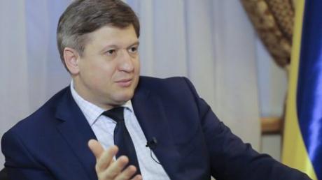 """Данилюк в интервью Кошкиной: """" Меня беспокоит развитие ситуации вокруг ПриватаБанка"""