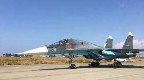 США: РФ блефует, на территории Сирии еще остались российские транспортные самолеты и вертолеты