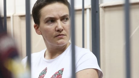 Доктор Лиза рассказала, за счет чего Савченко выживает в российском СИЗО
