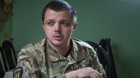 Семенченко: Широкино - это поле боя, оно ничье