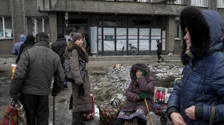 Дебальцево, Донбасс, АТО, российские оккупанты, новости, Украина, Донбасс, видео, разруха