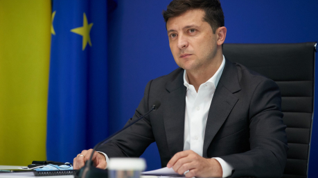 """Зеленский обратился к ЕС из-за войны на Донбассе: """"Не использовали весь потенциал"""""""
