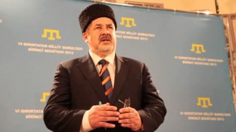 Чубаров: Крым - наш и мы просим Запад помочь вернуть его