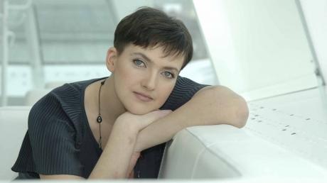 Сестра Савченко: Надежда дважды впадала в кому
