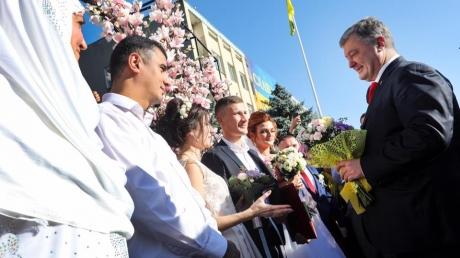 """Блогер после резонансной встречи с Порошенко: """"Я не представляю, из чего он сделан, как такое возможно"""""""