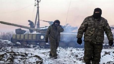 Силы АТО обустраивают новую линию обороны - АТЦ