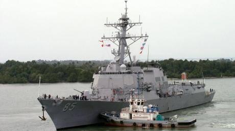 США показали, кто в доме хозяин: к Владивостоку отправлен мощный эсминец из-за чрезмерных требований РФ