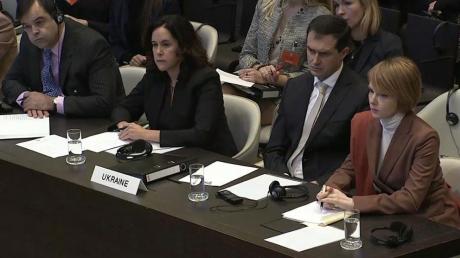 Донбасс, Крым, международный терроризм, расовая дискриминация, Международный Суд ООН, юрисдикция
