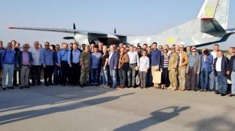 восток Украины, Донбасс, армия, ООС, министры, климкин
