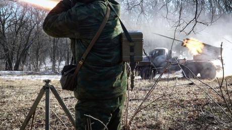 ДНР наступает на позиции сил АТО под Горловкой, - Тымчук