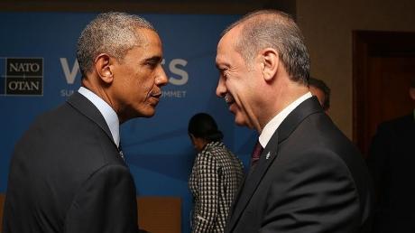 Эрдоган и Обама решат ряд ключевых вопросов во время личной встречи