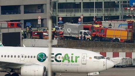После кровавых терактов аэропорт Брюсселя возобновит свою работу 29 марта