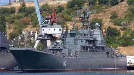 Россия готовится к войне у берегов  Сирии: еще один корабль ЧФ ВМФ России прошел через турецкие воды в Босфоре, детали