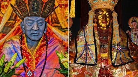 Тысячелетняя мумия буддийского монаха в Китае шокировала научный мир: стало известно о сенсационных результатах сканирования божественной реликвии - кадры