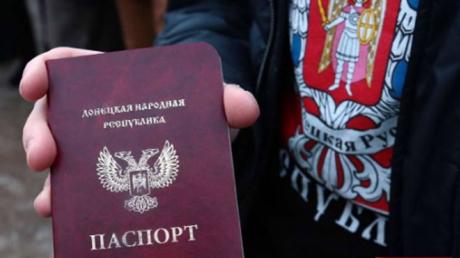 паспорт, днр, донецк, донбасс, россия, соцсети, фото, паспорта россии