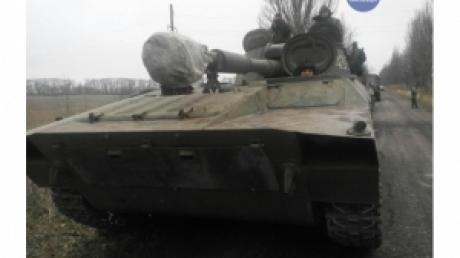 Боевики отводят орудия на небольшие расстояния, чтобы вернуть их на позиции за 30 минут, - Тымчук