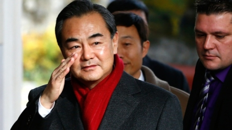 МИД Китая: Ни одна страна в мире не имеет права навязывать другим свою волю