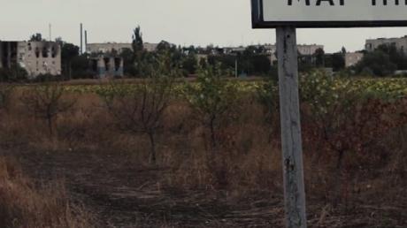 """Террористы """"ДНР"""" открыли огонь по украинским пограничникам на КПП в Марьинке: установлено, откуда именно боевики совершили атаку"""