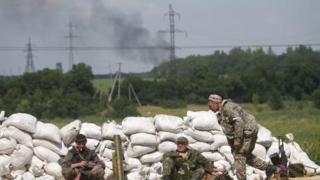 Горсовет: в центральных районах Донецка периодически слышны залпы из тяжелых орудий