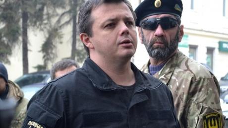 """Семенченко: Шокин и Матиос в своих криминальных преследованиях выполняют команду """"Фас"""" своего хозяина"""