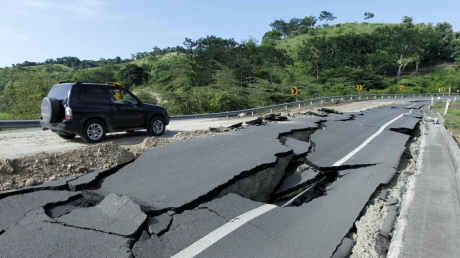 У берегов Эквадора зафиксированы толчки магнитудой 5,8: страна может сильно пострадать от очередного землетрясения