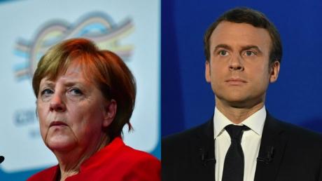 """Саммит """"Большой двадцатки"""": Меркель, Макрон и Путин намерены в Гамбурге обсудить российско-украинский конфликт на Донбассе"""