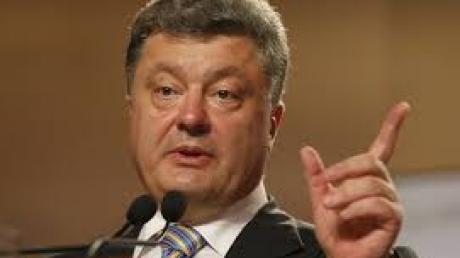 """Порошенко: на Дебальцевском плацдарме и на юге Мариуполя противник атакует с """"тройным озверением"""""""