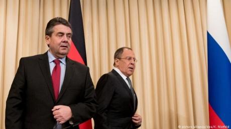 Удар по кремлевскому самолюбию: глава МИД Германии Зигмар Габриэль проигнорировал российскую делегацию и неожиданно отменил встречу с Сергеем Лавровым - стали известны неожиданные подробности