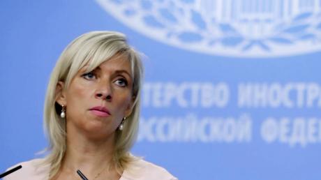 """""""Задумайтесь!"""" - Захарова угрожает НАТО из-за """"ударного кулака"""" на границе России"""