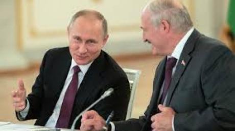 Россия, Беларусь, Кремль, Путин, Лукашенко, Президент, Пост.