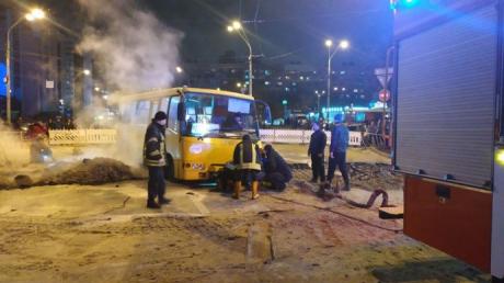 Порыв трубы возле Ocean Plaza в Киеве: названа причина аварии