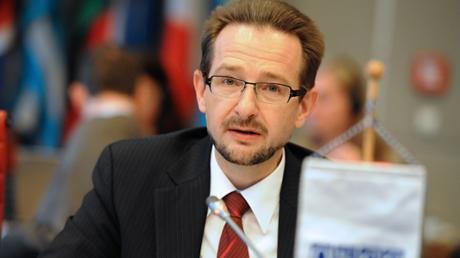 Эскалация конфликта внутри ОБСЕ возникла из-за событий на Донбассе, - генеральный секретарь Томас Гремингер