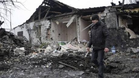 В Донецкой области обстрелами уничтожено 5,5 тысяч домов, - ГСЧС