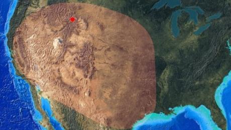 сша, nasa, земля, человечество, йеллоустонский вулкан, извержение, оон, гибель, вулканическая зима, голод, скважина, температура