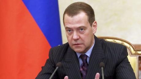 новости, Россия, РФ, Медведев, Кремль, ответные меры, экономика