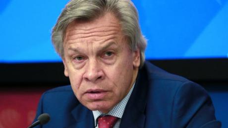 """В России началась """"паника от слов"""" Зеленского: Пушков рассказал, почему Украины в ЕС быть не должно"""