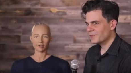 новости, технологии, робот, человекоподобный робот, человечество, наука, общество, сша