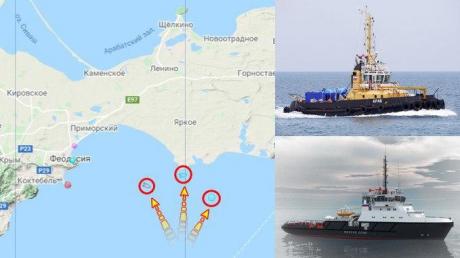 """Инцидент с крушением в Крыму истребителя """"Су-27"""" обрастает новыми подробностями"""