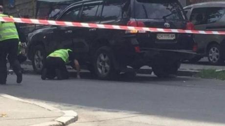 Подрыв джипа в Киеве: во взорванной машине находился предприниматель из Севастополя Герман Гайдук - СМИ