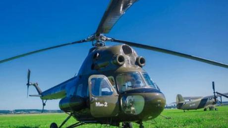 """Под Бродами потерпел крушение военный вертолет """"Ми-2"""": первые подробности"""