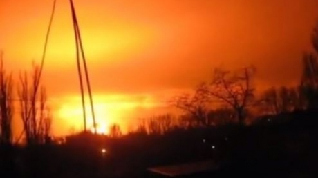 """Оккупированный Донбасс сотряс тяжелый взрыв: """"Рвануло что-то серьезное, столько городов услышало"""""""