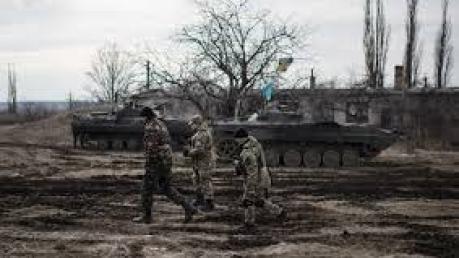 АТЦ: в первые сутки перемирия увеличилось количество обстрелов Дебальцево