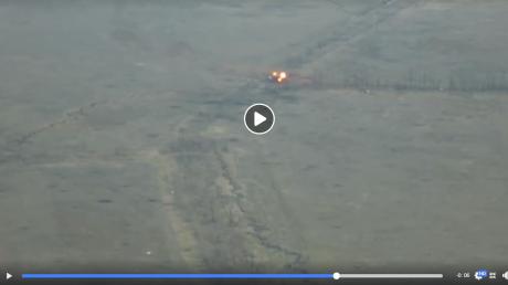 ВСУ разнесли блиндаж армии России - у боевиков масса убитых и раненых: мощные кадры прямого попадания