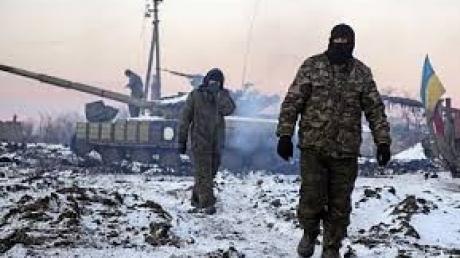 Два блокпоста сил АТО под Дебальцево ждут подкрепления, - замкомбата